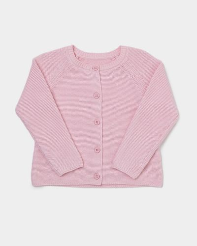Button Cardigan (6 months - 4 years)