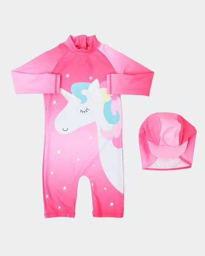 Unicorn Unitard (6 months-6 years)
