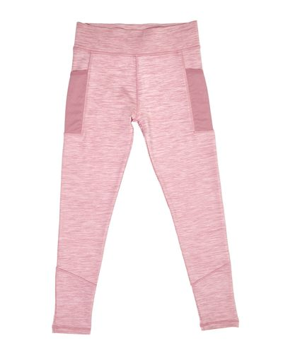 Girls Pocket Panel Leggings (4-14 years)