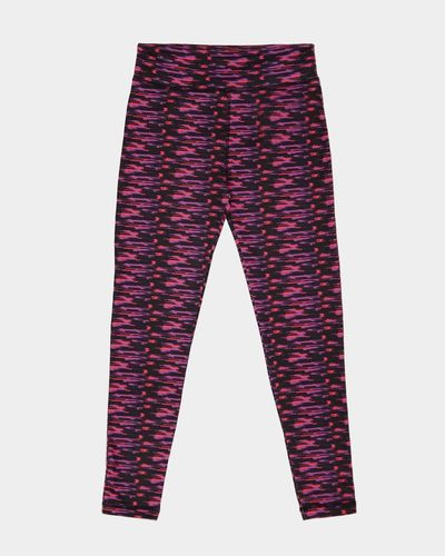 Girls Printed Leggings (4-10 years)