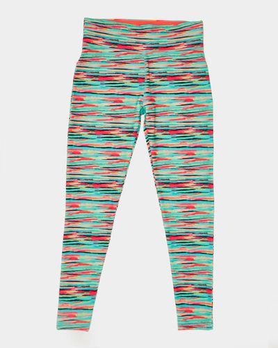 Girls Ombre Print Leggings (4-14 years)