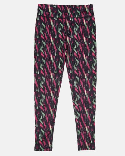 Girls Print Leggings (4-14 years)