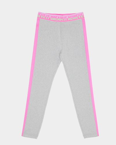 Girls Panel Leggings (4-14 years)