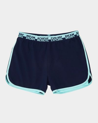 Girls Twofer Shorts (5-14 years)
