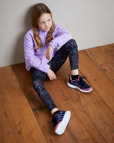 Girls Print Leggings (4-14 years)
