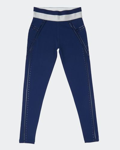 Girls Lurex Leggings (4-14 years)