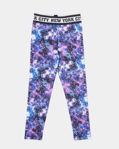 All Over Print Legging (4 - 14 years)