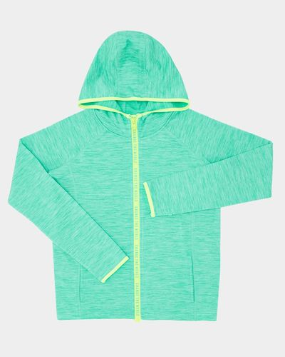 Girls Zip Hoodie (4-14 years)