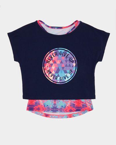 Girls Twofer T-shirt (4-14 years)