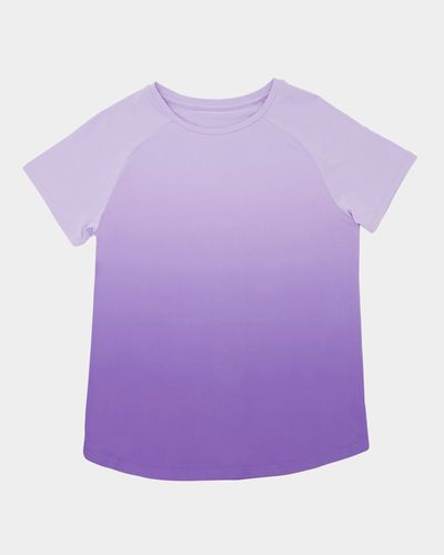 Girls Ombre T-Shirt (4-14 years)