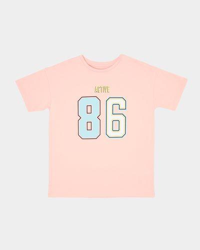 Girls Graphic T-Shirt (4-14 years)