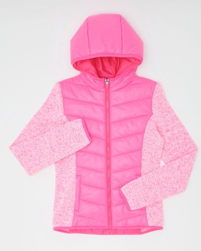 Girls Hybrid Jacket (5-14 years)