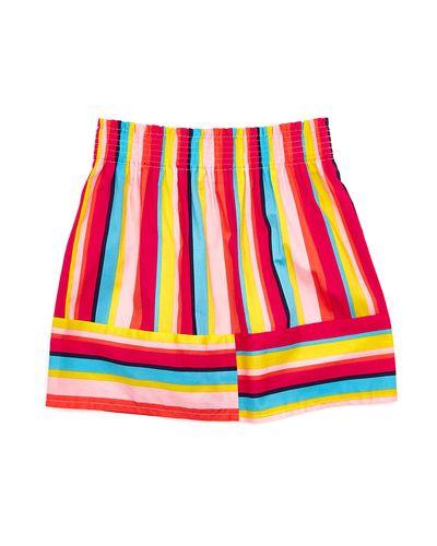 Girls Stripe Woven Skirt (4-10 years)
