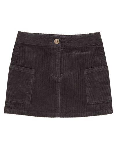 Girls Cord Skirt (4-14 years)