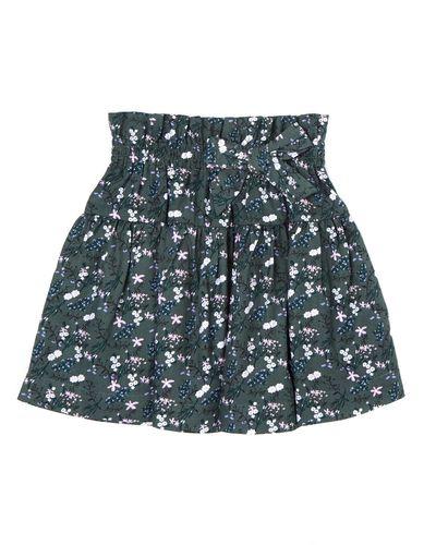 Girls Printed Skirt (4-10 years)