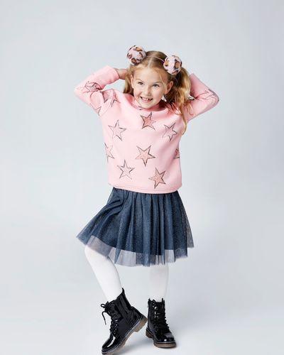 Girls Glitter Tutu Skirt (4-10 years)