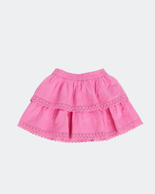 Girls Embellished Rara Skirt (4-10 years)