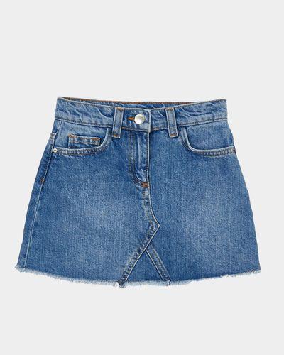 Girls Denim Skirt (4-14 years)
