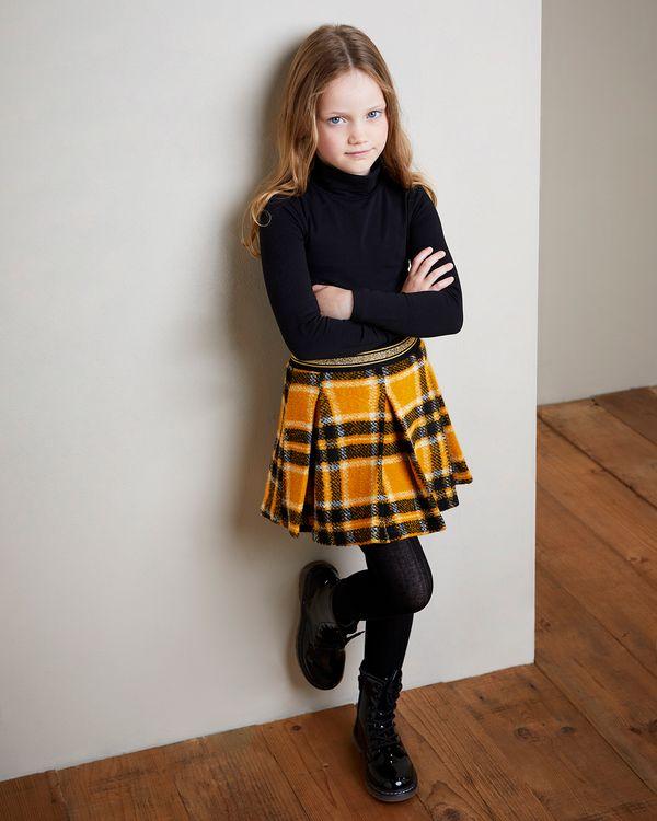 Girls Checked Skirt (2-8 years)