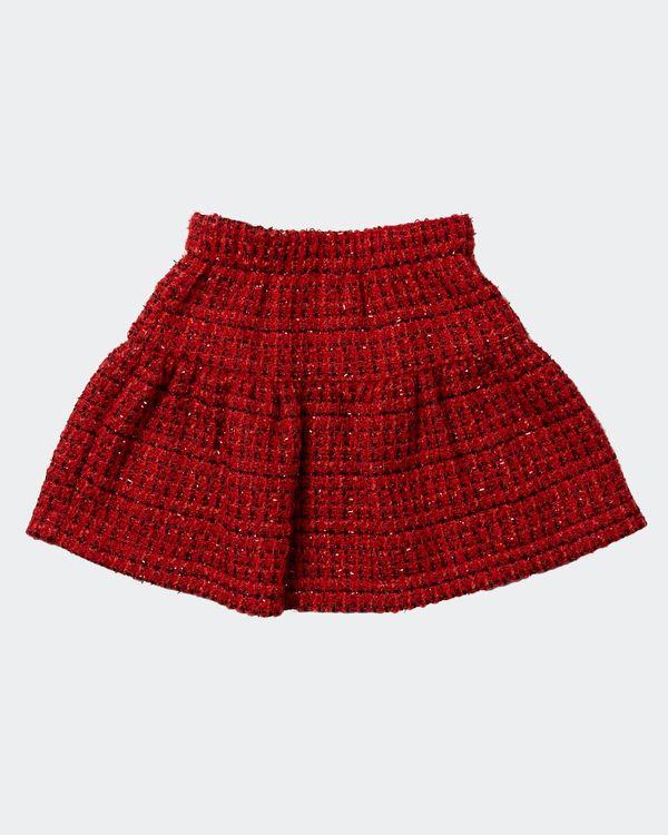 Girls Tweed Skirt (2-8 years)