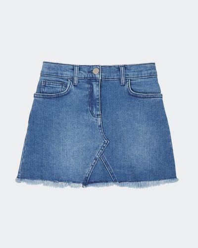 Girls Denim Skirt (2-8 years)