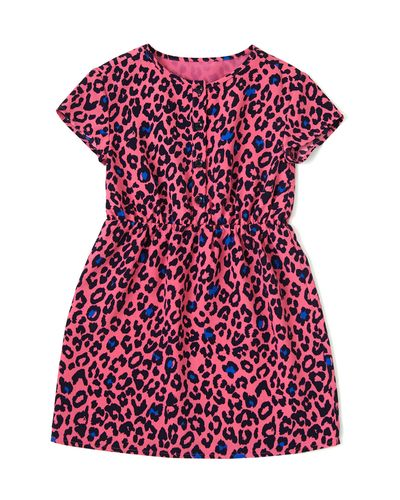 Girls Animal Printed Dress (4-14 years)