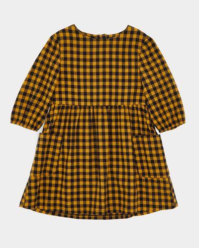 Girls Check Dress (4-10 years)