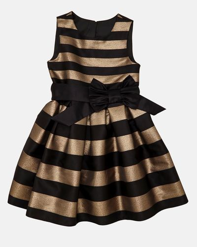Girls Stripe Dress (4-10 years)