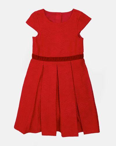 Girls Red Dress (4-10 years)