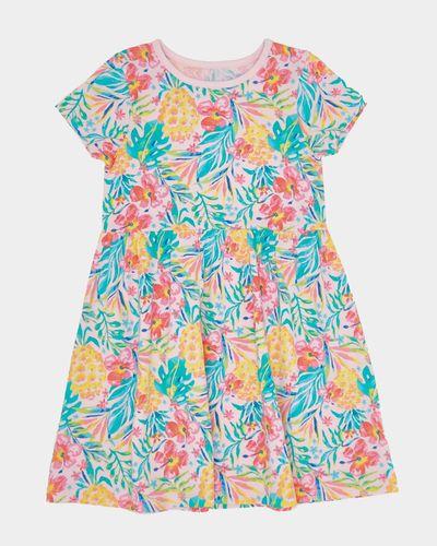 Girls Jersey Dress (4-10 years)