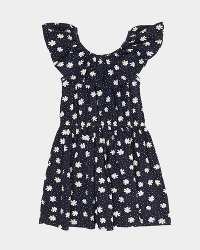 Girls Bardot Jersey Dress (4-10 years)