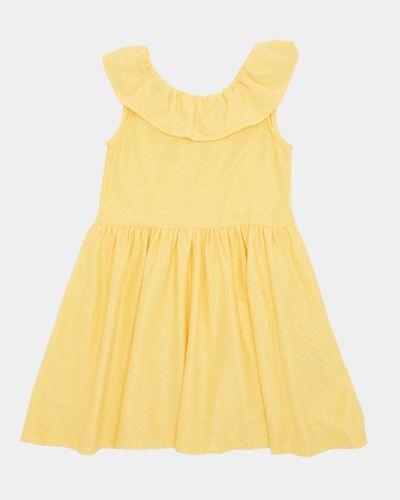 Girls Spot Dress (4-10 years)
