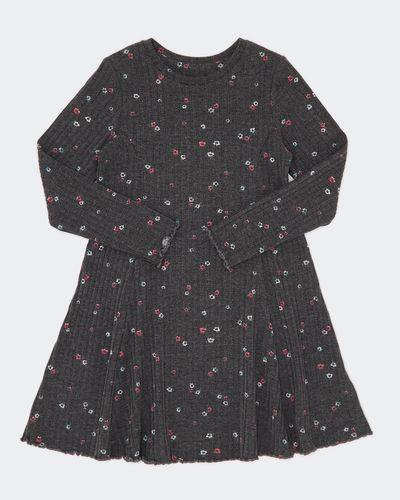 Girls Rib Dress (2-8 years) thumbnail