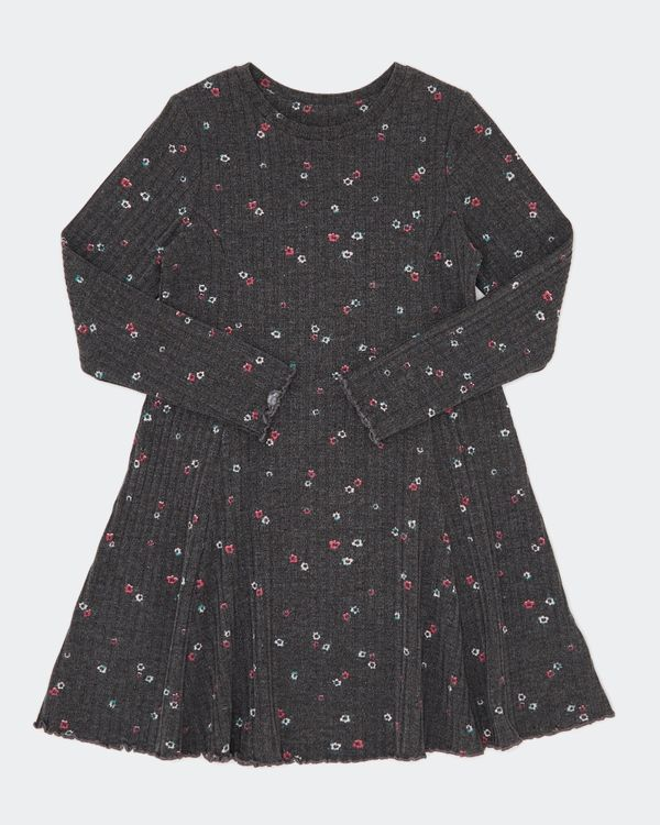 Girls Rib Dress (2-8 years)