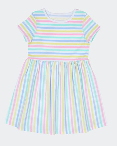 Girls Jersey Dress (2-10 years)