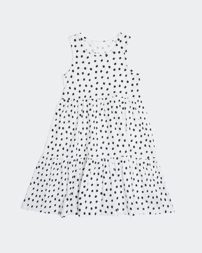 Girls Tiered Jersey Dress (2-10 years)