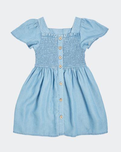 Girls Denim Tea Dress (2-8 years)