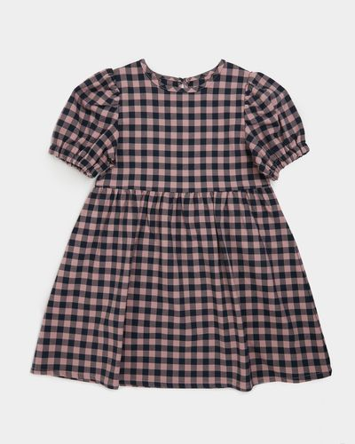 Girls Ponte Dress (2-8 years)
