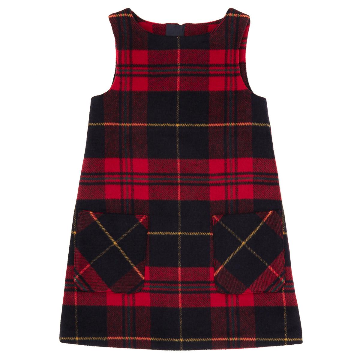 DUNNES Ladies Women Tartan Checked Print Vest Top Sleeveless Size 8 10 12