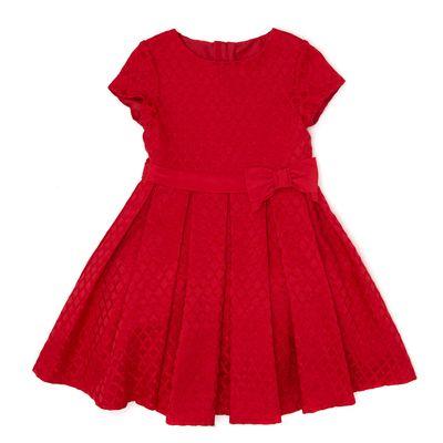 Girls Red Dress (4-10 years) thumbnail