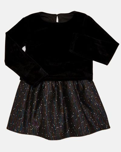 Girls Multi Skirt Set (4-10 years)