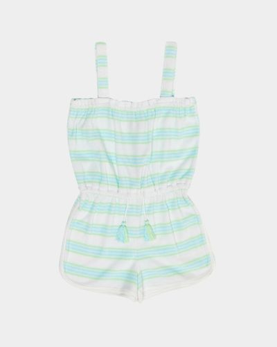 Girls Towelling Playsuit (2-8 years)