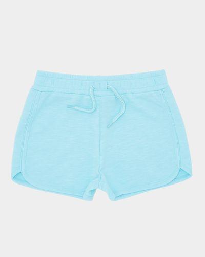 Girls Loopback Shorts (4-14 years)