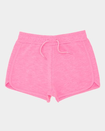 Girls Loopback Shorts (4-14 years) thumbnail