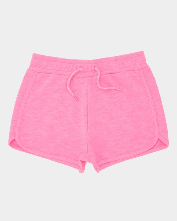 Girls Loopback Shorts (4-14 years)