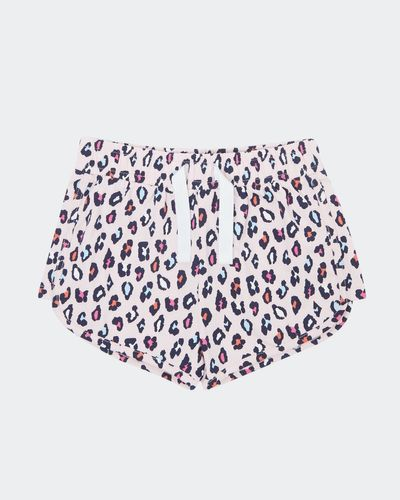 Girls Print Shorts (2-14 years)