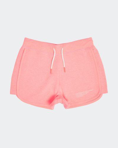 Girls Textured Shorts (7-14 years)