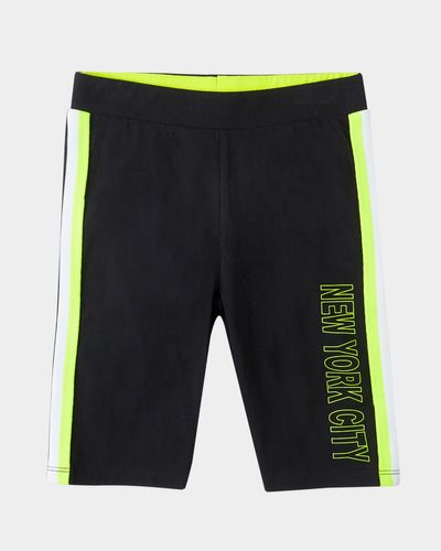 Girls Bicycle Shorts (7-14 years)
