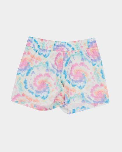 Girls Tie Dye Shorts (7-14 years)
