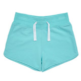 aqua Older Girls Loopback Shorts